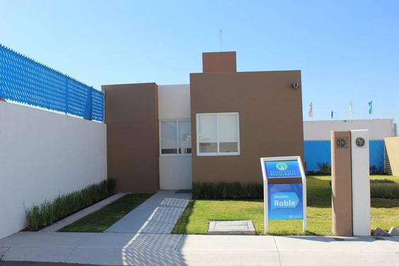 Casa Nueva En Venta Roble, En Corregidora Queretaro