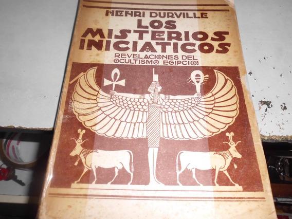 Livro Los Misterios Iniciaticos