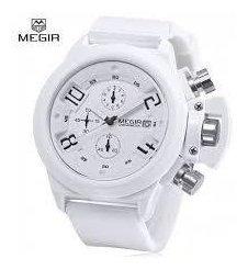 Relógio Masculino Analógico Megir 2002