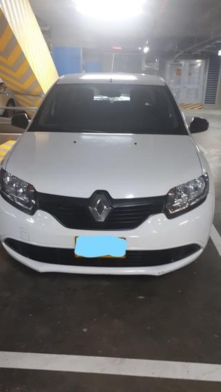 Renault Sandero Blanco, Modelo 2017