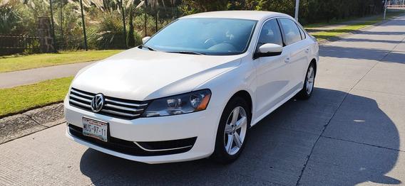 Volkswagen Passat 2015 Sportline Piel Impecable Crédito