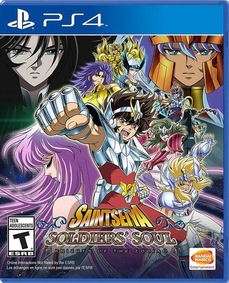 Saint Seiya Soldiers Soul - Playstation 4