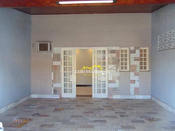 Casa Com 2 Dormitórios Para Alugar, 100 M² Por R$ 1.200,00/mês - Parque Planalto - Santa Bárbara D