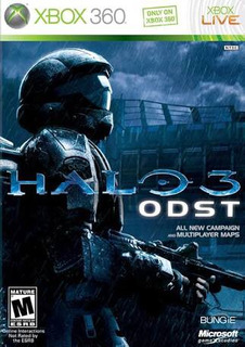 Halo 3 Odst Xbox 360 Juego