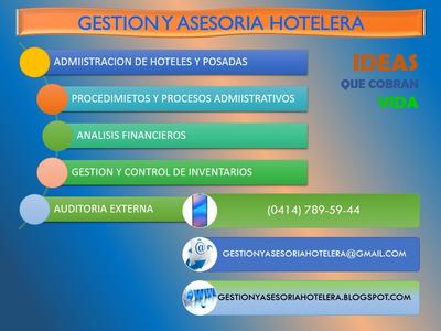 Gestion Y Asesoria Hotelra