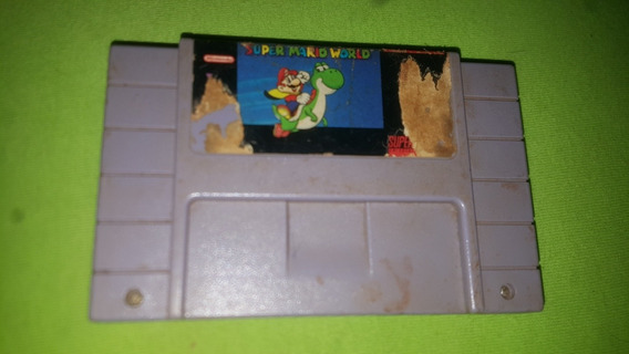 Super Mario World Original