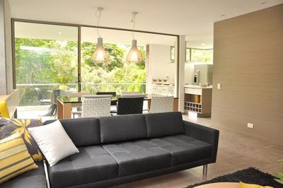 Espectacular Apartamento Para Estrenar-el Poblado, Medellin