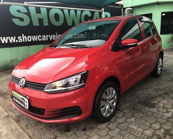 Volkswagen Fox 1.6 Trendline Total Flex 5p