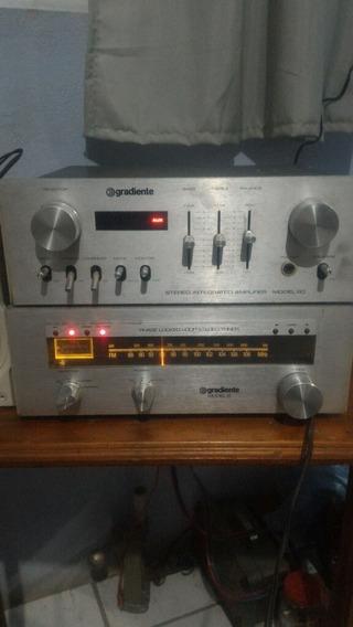 Gradiente Model 80 E Tuner Model 8