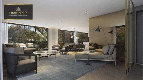 Imagem 1 de 14 de Casa Com 4 Dormitórios À Venda, 473 M² Por R$ 6.314.622,00 - Alto De Pinheiros - São Paulo/sp - Ca1851