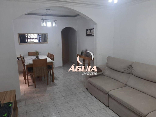 Imagem 1 de 30 de Sobrado Com 3 Dormitórios À Venda, 170 M² Por R$ 535.000 - Jardim Utinga - Santo André/sp - So1592