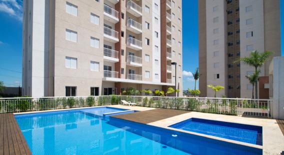 Apartamento Espaço Jardins Piracicaba 3 Dormitórios 69m2
