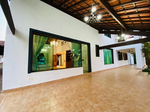Casa À Venda Em Igarapé Condomínio Fazenda Solar - Ibl779