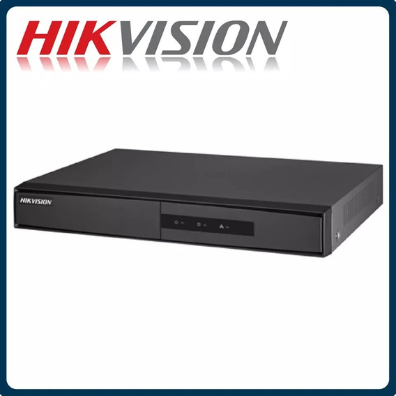 Dvr 8 Canales Hikvision Hd Cctv Kit Camaras Seguridad Hdmi