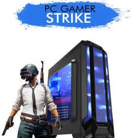 Pc Gamer Strike Intel Core I5-7400 Gtx 1060 6gb 1tb, 8gb Ram