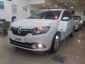 Renault Logan Privilege Plus 1.6 Cuero Sin Anticipo (r)