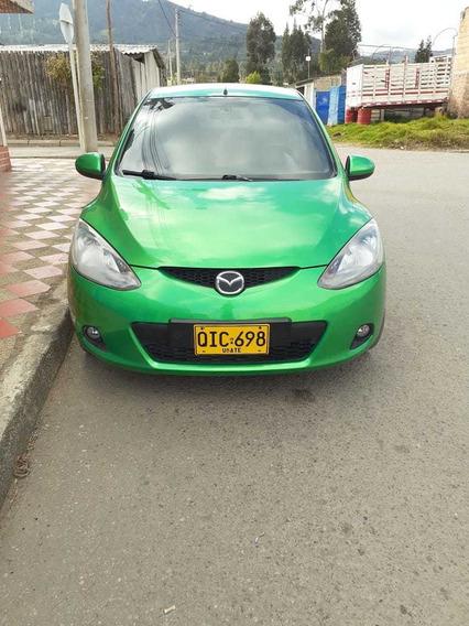Mazda Mazda 2 Mazda 2 Modelo 2010