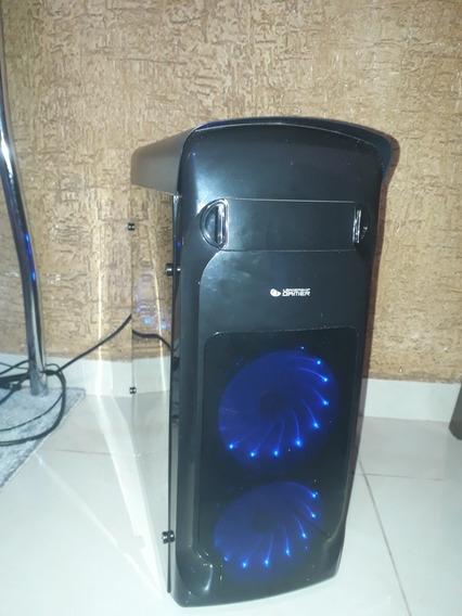 Pc Gamer I5 3470+rx 560 4gb+ 8gb Ram+500gb+ Fonte 500w