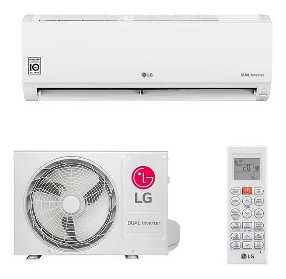 Ar-condicionado Lg Dual | Split Inverter | 9.000 Btus