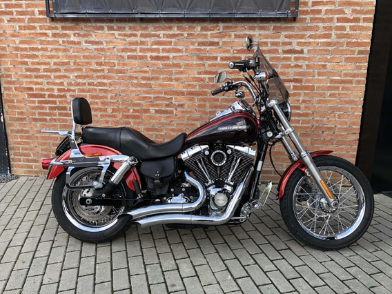 Harley Davidson Dyan Super Glide Custom 2013 Impecavel