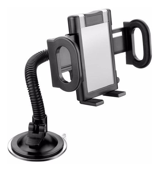 Automotivo Suporte Para Gps Celular Tablet Multilaser Ac168