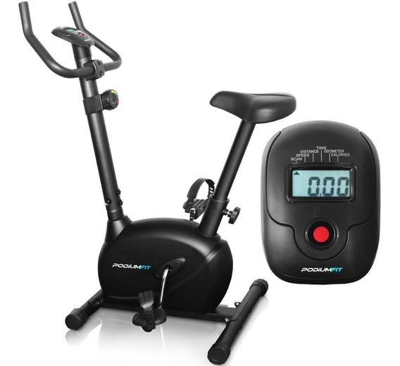Bicicleta Ergométrica Podiumfit V100 Magnética 8 Cargas