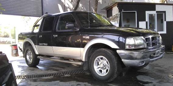 Ford Ranger 2.8 Xlt I Dc 4x4 Lim. 2003