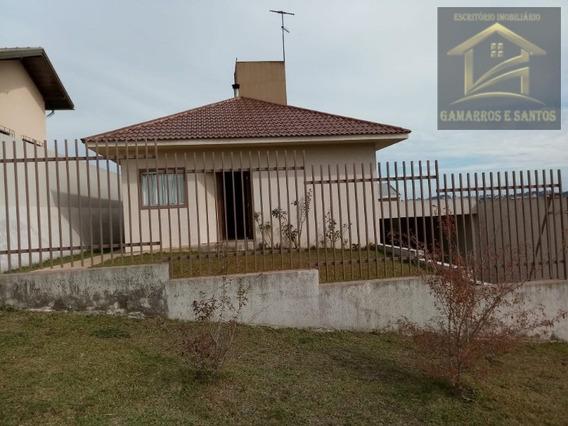Casa Com Excelente Localização No Jd. Patricia Em Quatro Barras - Ca00063 - 32562386