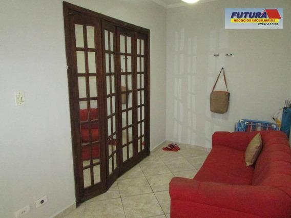 Studio À Venda, 39 M² Por R$ 165.000,00 - Gonzaguinha - São Vicente/sp - St0302