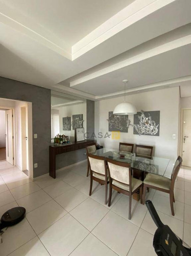Apartamento Com 3 Dormitórios À Venda, 80 M² Por R$ 450.000,00 - Centro - Nova Odessa/sp - Ap0745