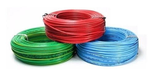 Cable Unipolar 2,5mm X 100 M  Iram Electricidad