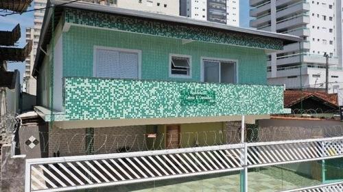 Casa 2 Quartos Praia Grande - Sp - Tupi - 13249