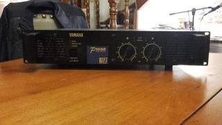 Potencia Yamaha P1600