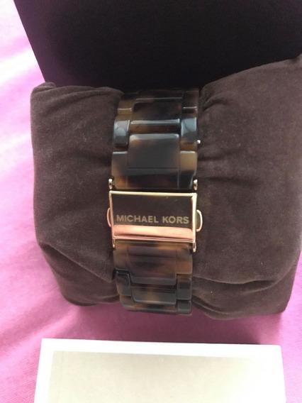 Relógio Michael Kors Original Importado Novo Na Caixa