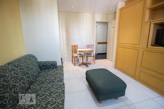 Apartamento Para Aluguel - Santana, 1 Quarto, 33 - 893093800