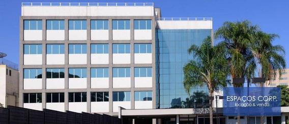 Laje Corporativa Para Locação, 2.312m² - Brooklin - São Paulo/sp - Lj0441