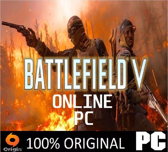 Battlefield 5 V Bfv -pt-br ( Atualizado Online ) Pc