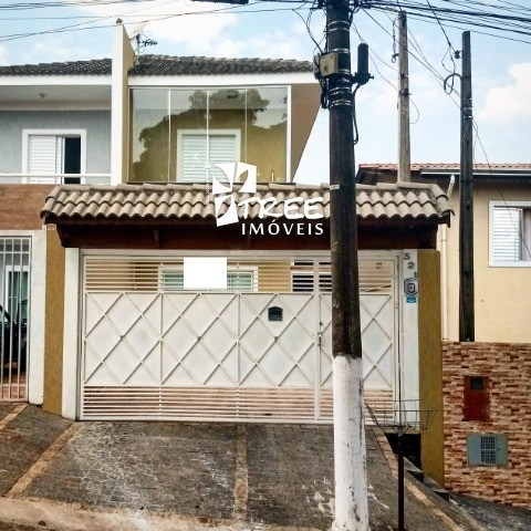 Venda Casa Assobradada Em Arujá Localizado Jardim Rincão Arujá Com A/t 125m² E A/c 125m² Distribuídos Em 3 Suítes, Sala/sala De Jantar, Cozinha, Garag - Ca00912 - 2342303