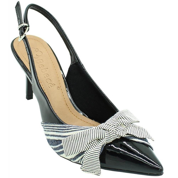 Sapato Bebecê Amarilis Feminino