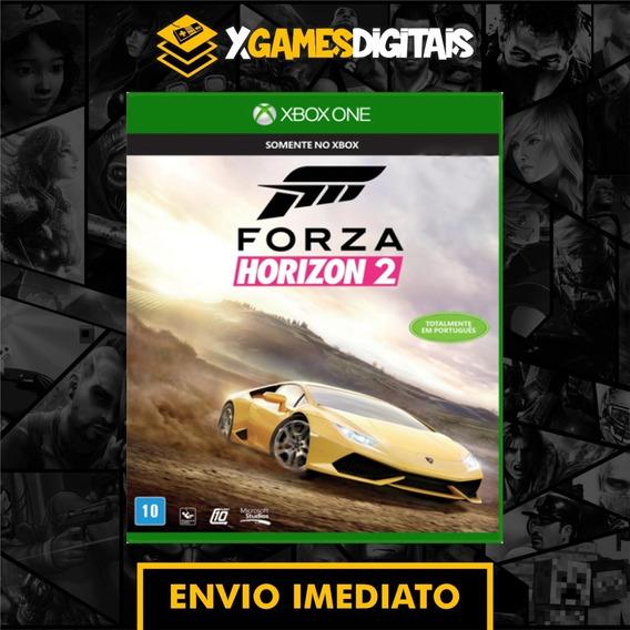 Forza Horizon 2 Xbox One Midia Digital + 1 Jogo Grátis
