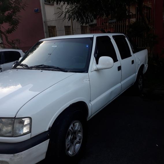 Chevrolet S10 2.2 Std Cab. Dupla 4p 2000