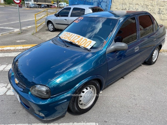 Chevrolet Corsa Sedan 1.0 Super 4p 2000
