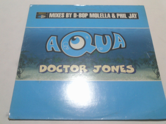Aqua Doctor Jones 1997 Dinamarca Synth-pop Euro House