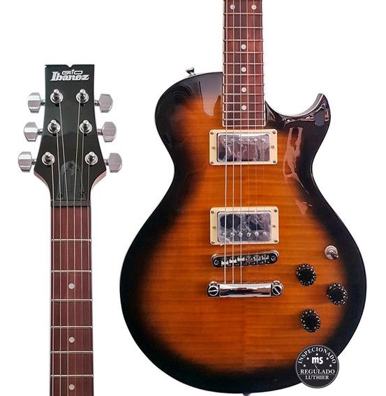 Guitarra Ibanez Les Paul Gart 60 Fa Sunburst Promoção!