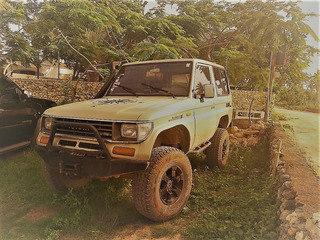 Toyota Land Cruiser 2. Año 1996. Full