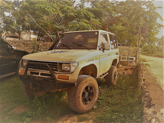 Toyota Land Cruiser 2. Año 1996. Full