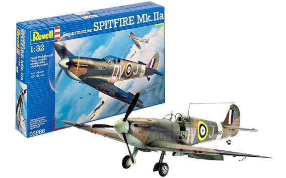 Avion Spitfire Mk.ii A 1/32 Maqueta Revell Envio Gratis