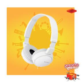 Fone Sony Mdrzx100br Branco