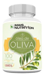 Oleo De Oliva 110 Cápsulas Mais Nutrition