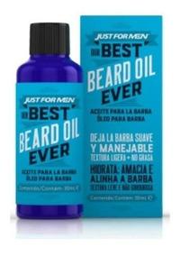 Aceite Para La Barba Just For Men Our Best Suaviza Y Aliza